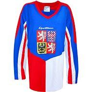 Hokejový dres ČR modrý XL - Dres