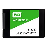 "WD Green PC SSD 120GB 2.5"" - SSD disk"