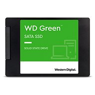 "WD Green 3D NAND SSD 120GB 2.5"" - SSD disk"