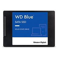 """WD Blue 3D SSD NAND 250GB 2.5"""" - SSD meghajtó"""