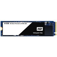 WD Black PC SSD 512GB M.2 PCIe Gen3 x4 - SSD disk