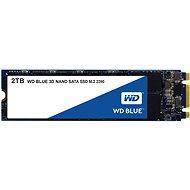 WD Blue 3D NAND SSD 2TB M.2 - SSD disk