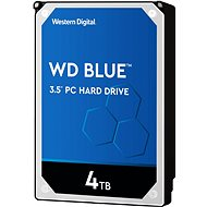 WD Blue 4 TB 64 MB cache