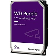 WD Purple 2TB - Hard Drive