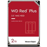 Western Digital 2,000 GB Red 64 megabytes cache
