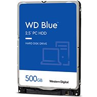 "WD 2.5"" Blue Mobile 500GB 16MB cache"