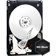 "WD 2.5 ""Black Mobile 320 GB 32 megabytes cache"
