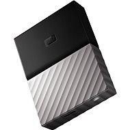 "WD 2.5 ""My Passport 2 TB Ultra-Metall-Schwarz / Grau - Externe Festplatte"