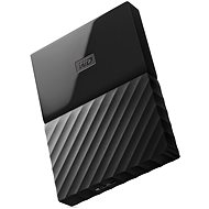 "WD 2.5 ""My Passport 1TB Schwarz"