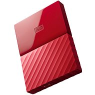 "WD 2.5 ""1TB My Passport red"