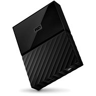 "WD 2,5"" My Passport 4 TB čierny"