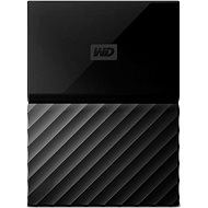 "WD 2.5 ""My Passport for Mac 4TB"
