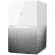 WD My Cloud Home Duo 4TB - Datenspeicher