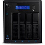 WD My Cloud EX4100 8 TB (4 x 2 TB)
