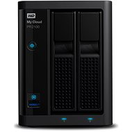 WD My Cloud PR2100 8TB (4TB 2x) - Data Storage Device