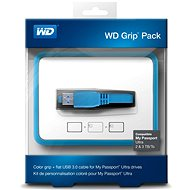 WD Grip Pack 2 TB/3 TB Sky, modrý