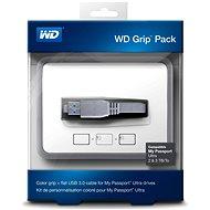 WD Grip Pack 2/3/4TB Smoke, šedý