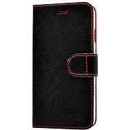 FIXED FIT pro Samsung Galaxy J3 (2016) černé - Pouzdro na mobilní telefon