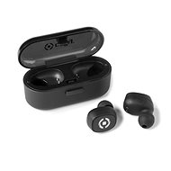 CELLY TWINS Schwarz - Bluetooth-Headset