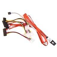 Microsemi ADAPTEC ACK-I-mSASx4-SAS-SB-0.7m - Cable