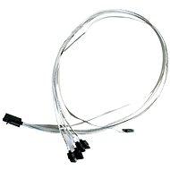 MicroSemi ADAPTEC I-HDmSAS-4SATA-SB 0.8m - Cable