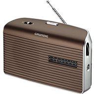 GRUNDIG Music 60 hnědá - Přenosné rádio
