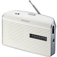 GRUNDIG Music 60 bílá - Přenosné rádio