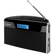 GRUNDIG 81 Black Music - Portable Radio