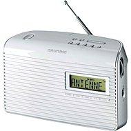 GRUNDIG Music Boy 61 bílá - Přenosné rádio