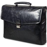 """dbramante1928 Frederiksborg briefcase do 14"""" černá"""