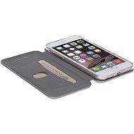 Krusell ORSA FolioCase pro Apple iPhone 7, stříbrné