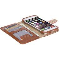 Krusell SIGTUNA FolioWallet pro Apple iPhone 7, koňakové