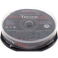DATA TRESOR DISC DVD+R 10ks cakebox - Média