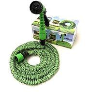 GEKO Zahradní hadice smršťovací, 2,5m-7,5m, 7 funkcí