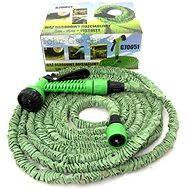 GEKO Zahradní hadice smršťovací, 5m-15m, 7 funkcí