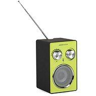 Energy Sistem Radio 210 Black/Green