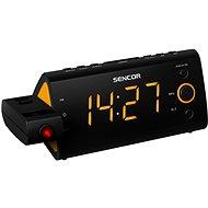 Sencor SRC 330 OR - Radio Alarm Clock
