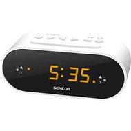 Sencor SRC 1100 white - Radio Alarm Clock