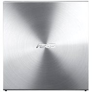 ASUS SDRW-08U5S-U Silver + Software - External Burner