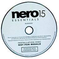 Nero 2015 Burn Essentials CD OEM CZ