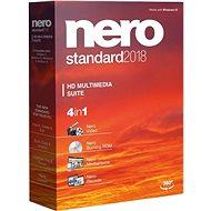 Nero 2018 Standard CZ - Vypalovací software