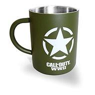 Call of Duty WWII - Freedom Star Steel Mug - Hrnek