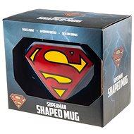DC Superman Shaped Mug - Hrnek