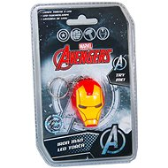 Marvel Avengers Iron Man Led Torch - Klíčenka