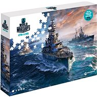 World of Warships puzzle - Připraveni k boji - Puzzle