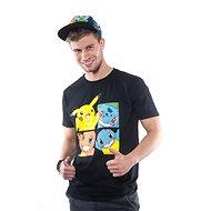 Pokémon Frontprint T-Shirt - Tričko