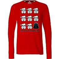 Star Wars Merry X-Mas Long Sleeve - Tričko