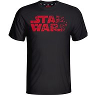Star Wars Red Logo T-Shirt - Tričko