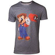 Super Mario - Odyssey Mario&Cappy