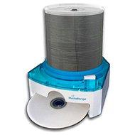 MediaRange Dispenser blue